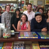 Kim's Convenience Writers Room With Julie Dabrusin