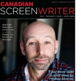 Canadian Screenwriter Magazine Spring 2019 image